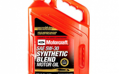 FORD MOTORCRAFT 5w-30 Synthetic Blend
