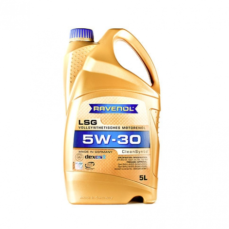 LSG (Longlife Synthetic General Motors) 5W-30