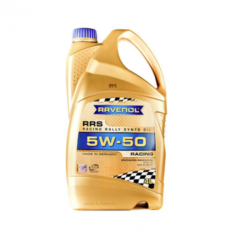RRS Racing Rally Synto 5W-50
